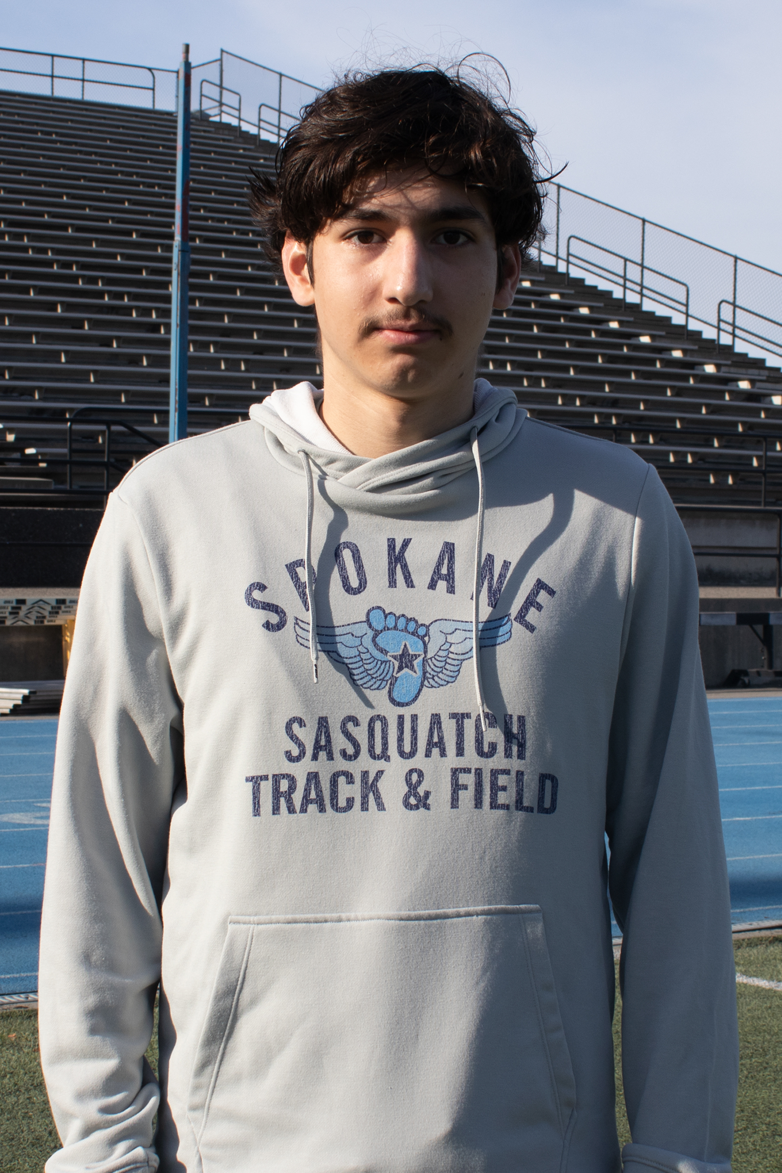 Banuelos, Alonso - CCS Track & Field, Men