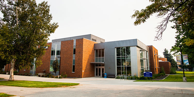 Photo of SFCC Science Building