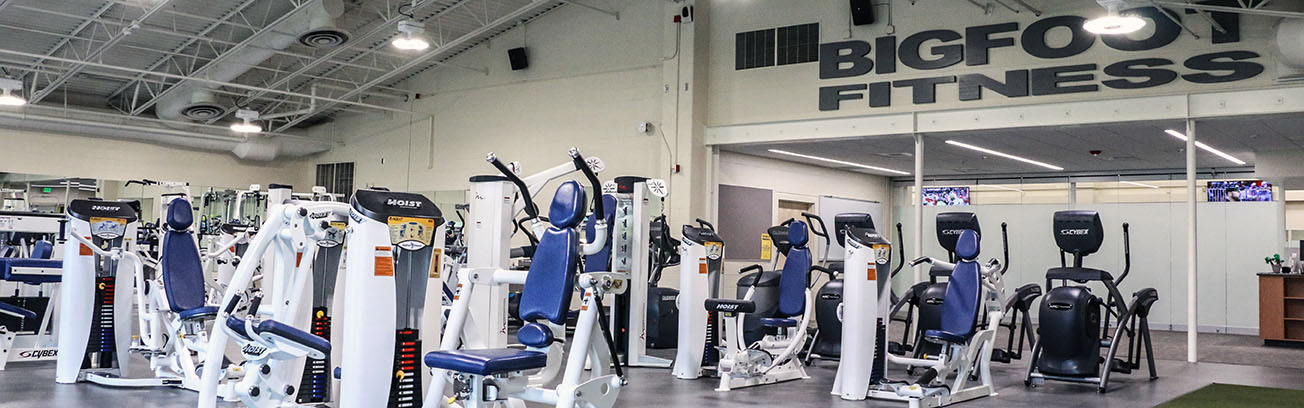 strnegth training room of the SFCC Gym